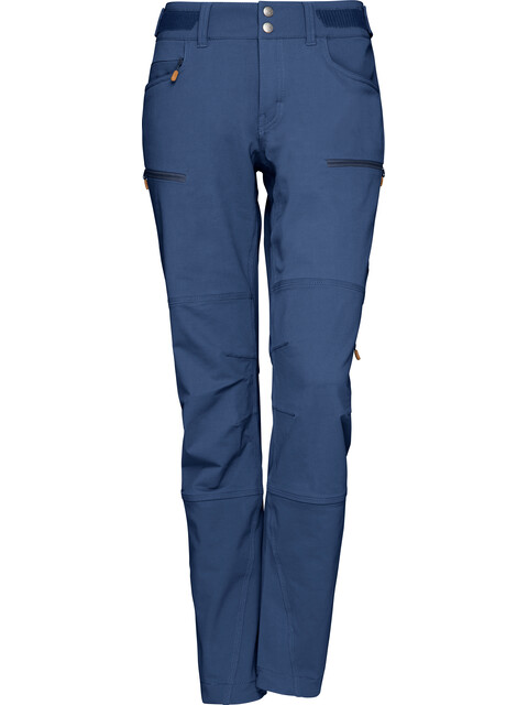 Norrøna W's Svalbard Flex1 Pants Indigo Night